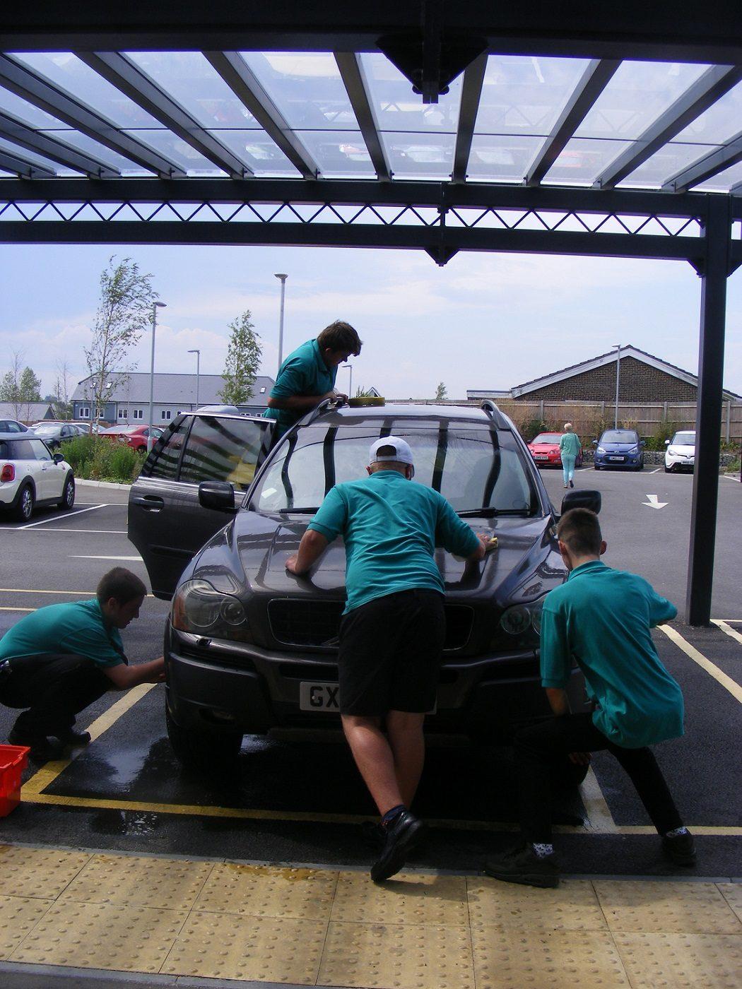 Car Back Support >> Tanzania: Term 6 – The Beacon School